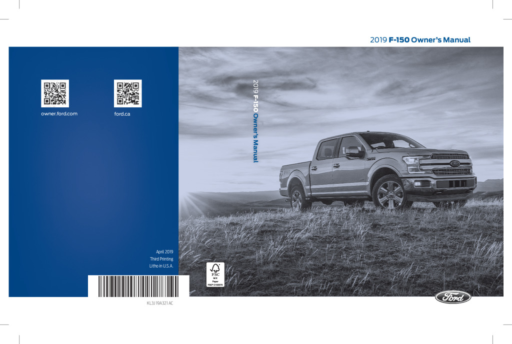 thumbnail of 2019-Ford-F150-Owners-Manual